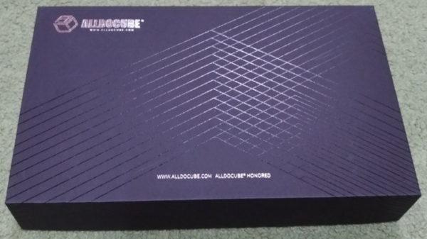 ALLDOCUBE iPlay8 Pro開封レビュー