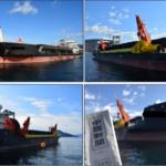 【トラストレンディング】希望の光!船舶関連ファンド保守目的で日本に移送!